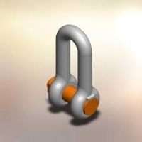 Buy cheap LTM End Joining Shackle  With  IACS Cert.-Chain Shipping Anchor Chain from wholesalers