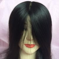 Buy cheap Hot Sale Quality Indian Remy Hair Piece Long Silky Straight Toupee For Women from wholesalers