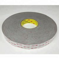 Buy cheap Viscoelastic Properties Die Cut Adhesive Tape With Conformable Foam Core from wholesalers