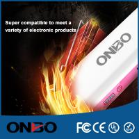 Buy cheap ONBO 12V car jump starter power bank mini jump starter car battery booster from wholesalers