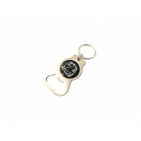 Buy cheap Personalized Metal Engraved Beer Keychain Bottle Opener from wholesalers