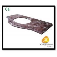Buy cheap Xiamen Kungfu Stone Ltd supply Rosa Lepanto Marble Countertops In High quality from wholesalers