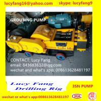 Buy cheap China Hot Grouting Pump 3SNS from wholesalers