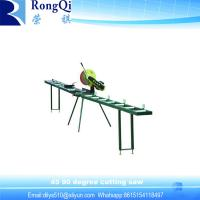 Buy cheap Manual PVC Window Frame Portable Single Head Cutting Machine from wholesalers