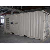 China Water Cooled 1000KVA CUMMINS Diesel Generator Set Low Fuel Consumption Brushless on sale