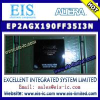 Buy cheap EP2AGX190FF35I3N - ALTERA - Volume 3: Device Datasheet and Addendum product