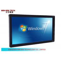 Buy cheap Wall Mount 42 Inch LCD Touch Screen Kiosk , HD Digital Signage from wholesalers