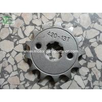 Buy cheap Honda CG125 420-13T 45# SPROCKET DRIVE  Motorcycle Engine Parts 428-13T SPROCKET DRIVE from wholesalers