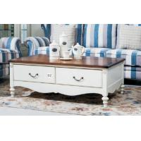 Buy cheap Modern Style Living Room Ash Veneer Coffee Table Eco - Friendly Material from wholesalers