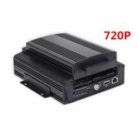 Buy cheap 720P 2TB Hard Disk AHD Mobile DVR With GPS WIFI Support Real Time Monitoring product