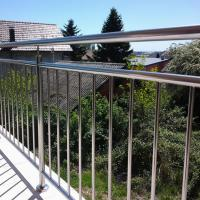Buy cheap High Quality Stainless Steel Window Grill Design Balcony Railing with Wire / Cable / Rod Railing from wholesalers
