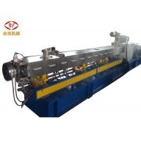 Buy cheap Automatic Polypropylene Extrusion Machine , Plastic Pellet Making Machine from wholesalers