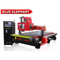 Buy cheap 1530 Carousel ATC CNC Router Machine Automatic Media Feeding / Rolling System from wholesalers