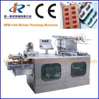 Buy cheap DPB-140 Aluminum PVC Tablet Blister Packaging Machine product