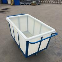 Buy cheap K500  Customized roto molded durable PE food grade  Plastic cloth buggies from wholesalers