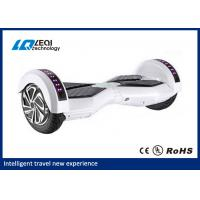 Buy cheap Portable 700 Watts 8 Inch Hoverboard With Samsung Battery And Bluetooth from wholesalers