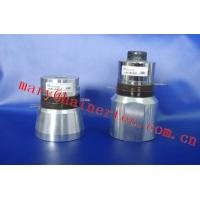 Buy cheap Ultrasonic Cleaning Transducer 28Khz 40Khz from wholesalers