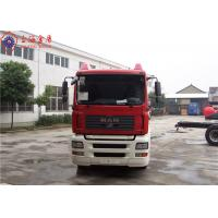 Buy cheap Sinotruk HOWO MAN Chassis Water Tanker Fire Truck 265kw With Total Side Girder from wholesalers