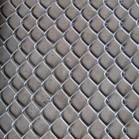 Buy cheap Galvanized Chain Link Fence/Chain Link Wire Mesh Fencing from wholesalers