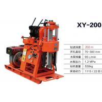 Buy cheap 15KW Small Rock Drilling Equipment GK-200-1A Rock Drilling Rig For Coal / Oil Industry from wholesalers