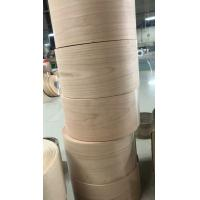 Buy cheap Cherry Profile Wrap Veneer Rolls for Mouldings, Doors and Windows Industries from wholesalers