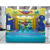 Buy cheap Special Inflatable Animal Theme Bouncy Inflatable Castle  Kids Enjoyable Indoor Inflatable Bouncy Castle from wholesalers