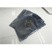 Buy cheap Small Conductive ESD Shielding Bags / Static Dissipative Bag For Circuit Board from wholesalers