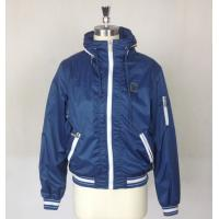 Buy cheap Outdoor Ladies Casual Skirts , Mens Training Jacket with suppressible hood from wholesalers