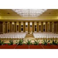 Buy cheap 6m Height Movable Sound Proof Partitions For Reception Hall from wholesalers