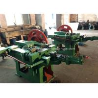 China Automatic Steel Nail Making Machine With High Efficiency for Producing Various Common Nails on sale