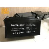 Buy cheap ABS Laptop Battery Solar Lead Acid Battery 150Ah 12V With Solar Control Systems from wholesalers