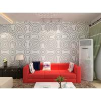 Buy cheap Wall Art 3D Living Room  Wallpaper , Fashion Ceiling Mural Wall Tiles for Hotels or Restaurant from wholesalers