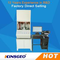 Buy cheap ASTM A015 Rubber Testing Machine , Abrasion Testing Machine 210kg from wholesalers