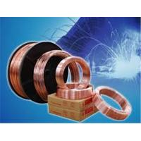 China MIG MAG CO2 gas shielded welding wire ER70S-6 0.6mm, 0.8mm, 0.9mm, 1.0mm, 1.2mm, 1.6mm on sale