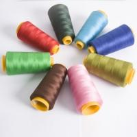 Buy cheap poly/poly core spun sewing thread  raw white and color from wholesalers