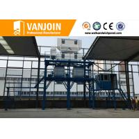 Buy cheap EPS Cement Wall Panel Construction Material Making Machinery With CE Certification from wholesalers