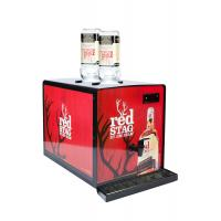 Buy cheap 50 / 60Hz refrigerated liquor dispenser With Decorative Sticker on 3 sides! from wholesalers