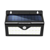 Buy cheap Outdoor Patio Garden Yard Wireless Security Solar Sensor Motion Light / Solar Night Light from wholesalers