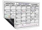 Buy cheap Dry Erase Calendar 12 X 16 Inch Magnetic Monthly Planner from wholesalers