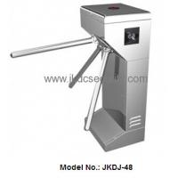 Buy cheap Customized stainless steel tripod turnstile manufacturer price access control system turnstile from wholesalers