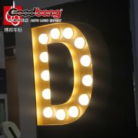 Buy cheap made in China Slim Clip Light Box aluminium profile changeable led letter sign from wholesalers