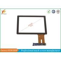 Buy cheap High Transmittance Projected Capacitive Touch Panel 8.0 Inch For Smart Home from wholesalers