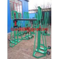 Buy cheap Hydraulic Cable Drum Handling&drum stand from wholesalers