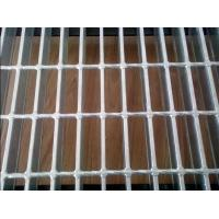 Buy cheap Plain Flat Bar Steel Grating, Color Painted Steel Grating, Galvanized Bar Grating product