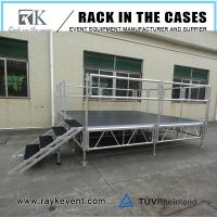 Buy cheap Aluminum folding stage,portable stage,used stage for sale from RK China you deserve it from wholesalers