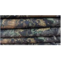 Buy cheap 4mm Neoprene Sponge Butadiene Styrene Rubber SBR with Polyester Camo from wholesalers