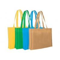 Buy cheap Ideal Non-woven Shopping Bags Tear Resistant Shopping Tote Bag  from wholesalers