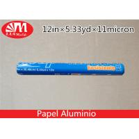 Buy cheap Durable Heavy Duty Aluminum Foil Paper Roll Bag Packaging 12 In X 11 Micron X 5.33 Yards from wholesalers