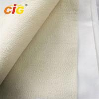 Buy cheap Fire - Resistant Brush Backing Bronzing Suede Fabric For Sofa / Furniture , 145cm Width product