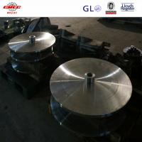 Buy cheap Durable CNC Machining Part Welding ASTM Heavy Steel Fabrication For Port Machinery from wholesalers